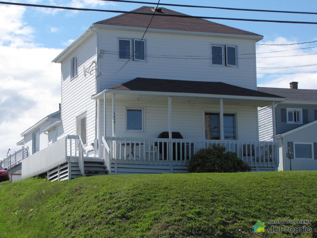 Maison vendre gasp 1236 boulevard de cap des rosiers immobilier qu bec - Comment trouver le proprietaire d une maison ...