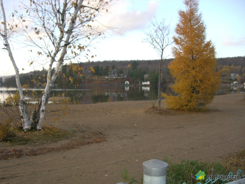 terrain r sidentiel vendu fossambault sur le lac immobilier qu bec duproprio 373606. Black Bedroom Furniture Sets. Home Design Ideas