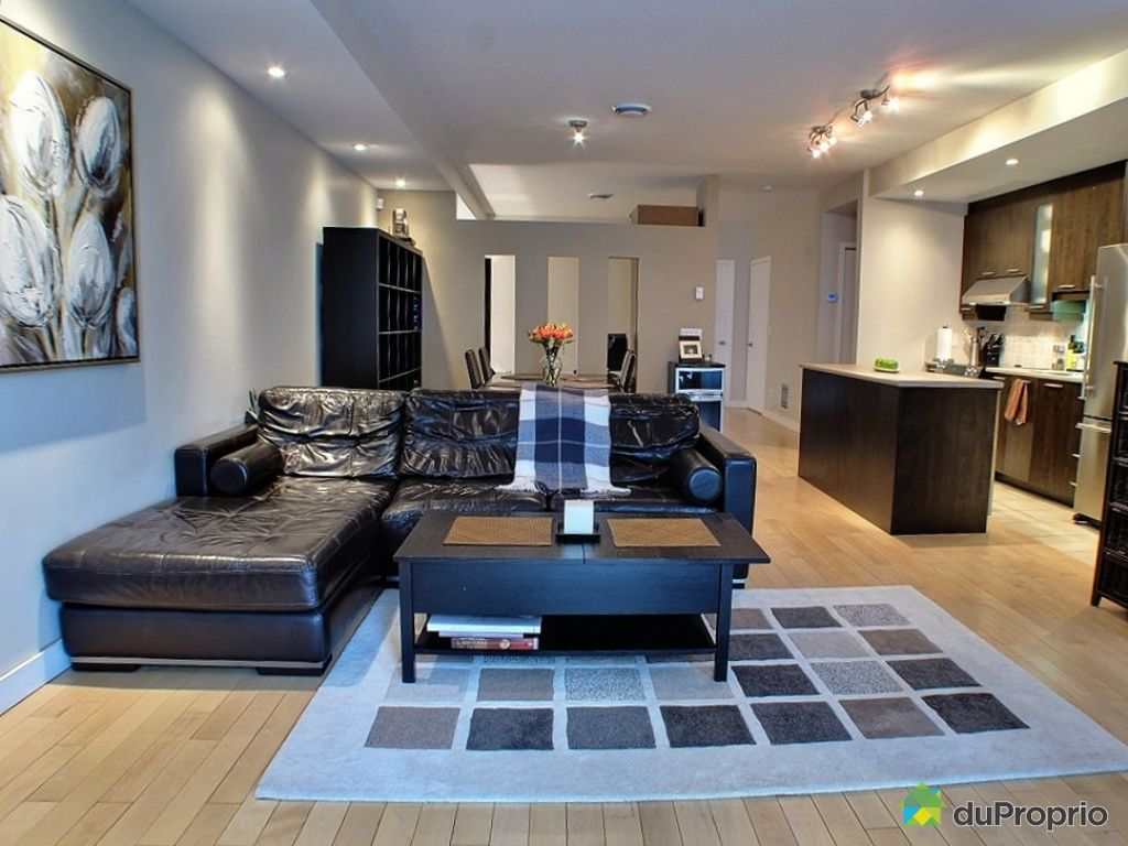 Condo vendu montr al immobilier qu bec duproprio 353219 for Cuisine ouverte tard montreal