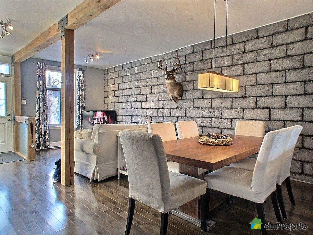 condo vendu montr al immobilier qu bec duproprio 587709. Black Bedroom Furniture Sets. Home Design Ideas