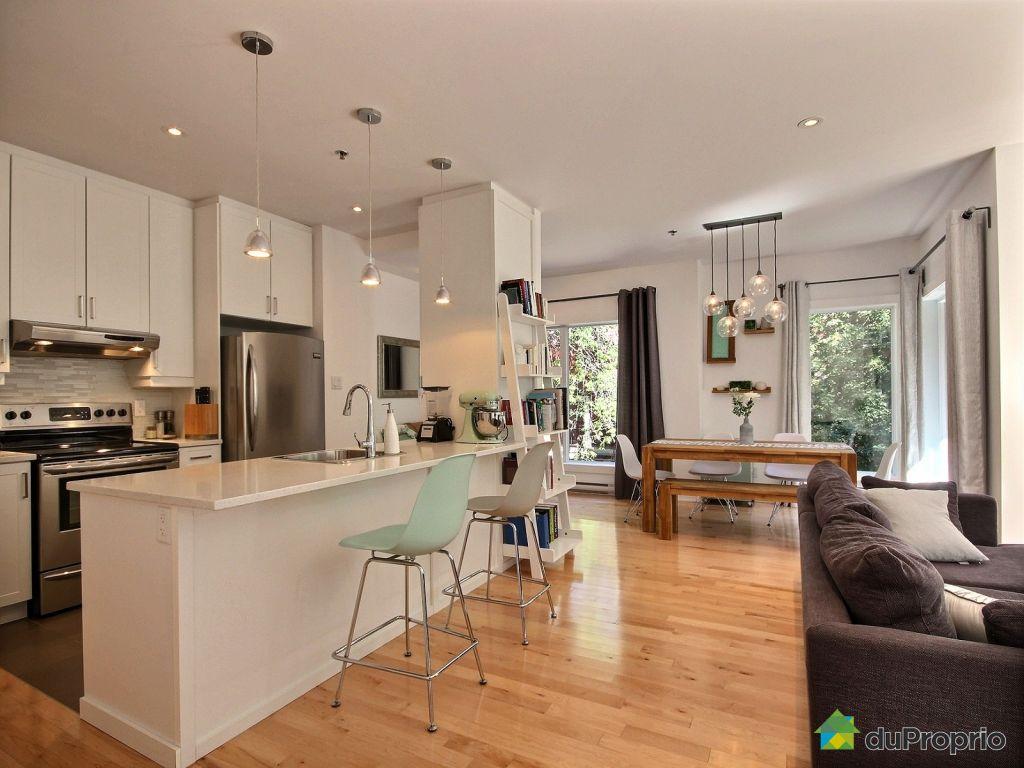 condo vendu montr al immobilier qu bec duproprio 650878. Black Bedroom Furniture Sets. Home Design Ideas