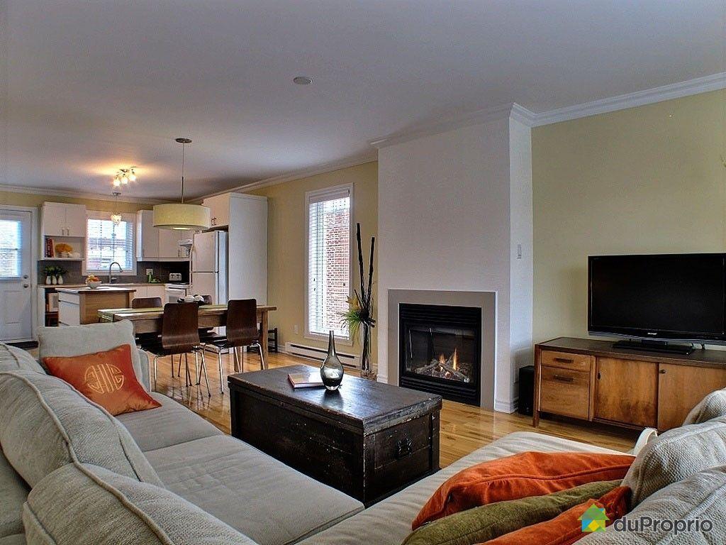 Condo vendu montr al immobilier qu bec duproprio 402397 for Cuisine ouverte tard montreal