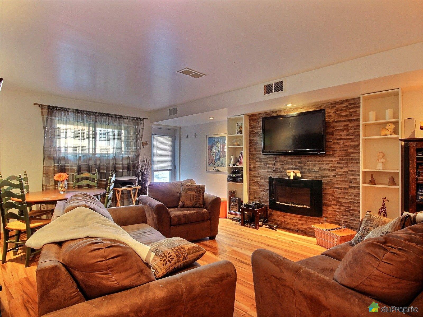 Duplex vendu montr al immobilier qu bec duproprio 687804 for Piscine 50m montreal