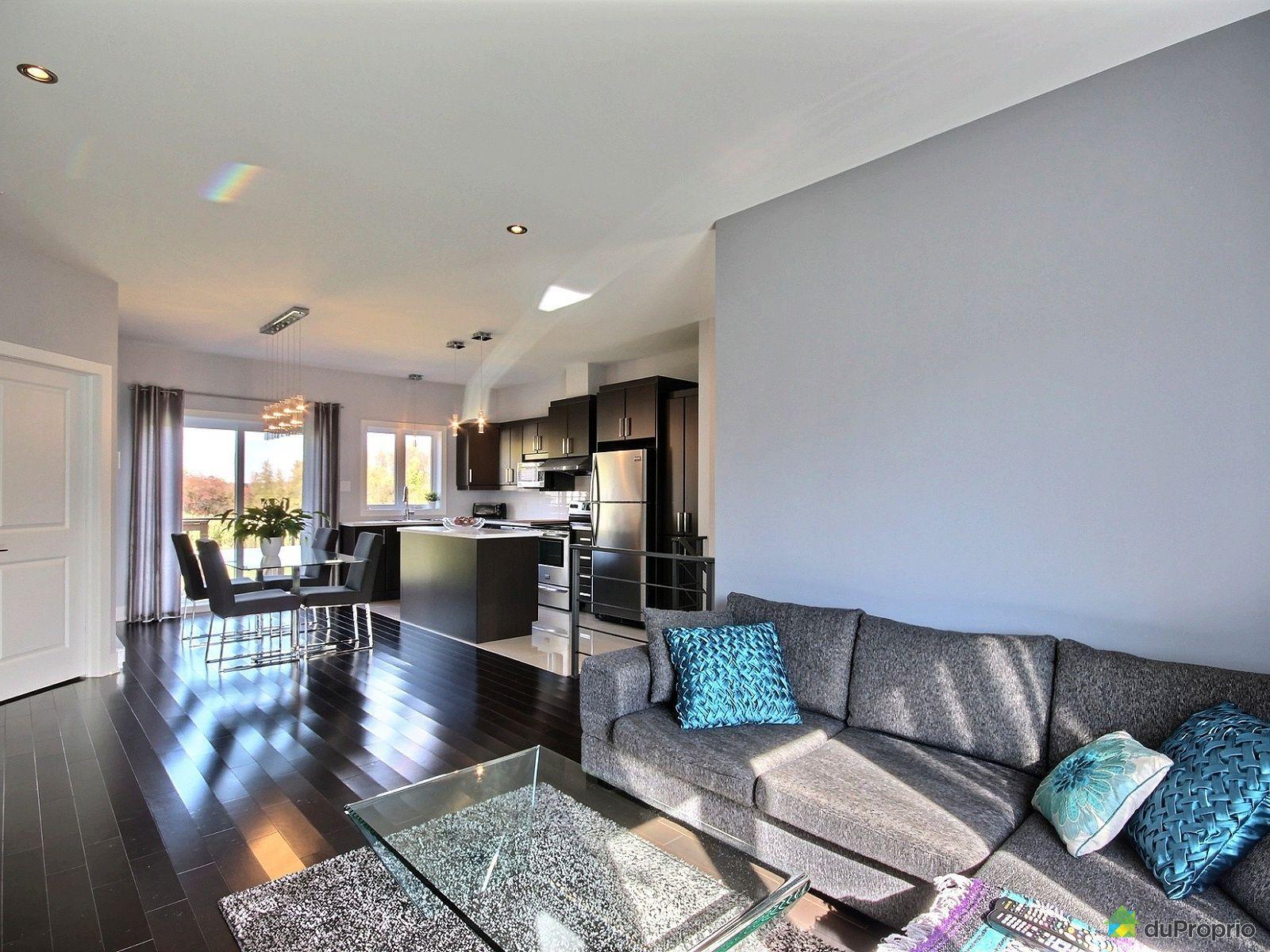 Maison à vendre carignan, 2350 rue gertrude, immobilier québec ...