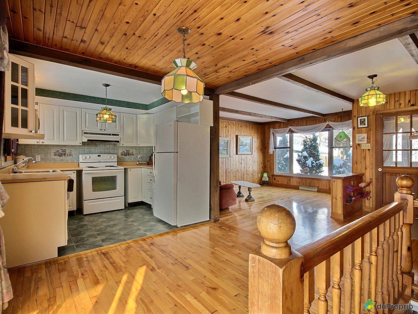 Maison vendu montr al immobilier qu bec duproprio 577155 for Interieur etablissement de riviere des prairies