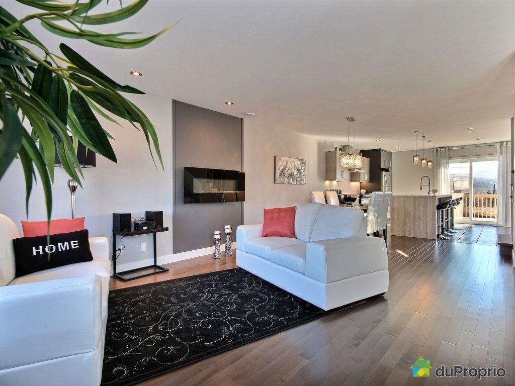 Maison neuve vendre sherbrooke 5035 rue albani for Achat maison neuve ville de quebec
