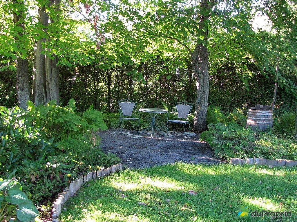 Maison vendu lavaltrie immobilier qu bec duproprio 473773 for Amenagement jardin paysager