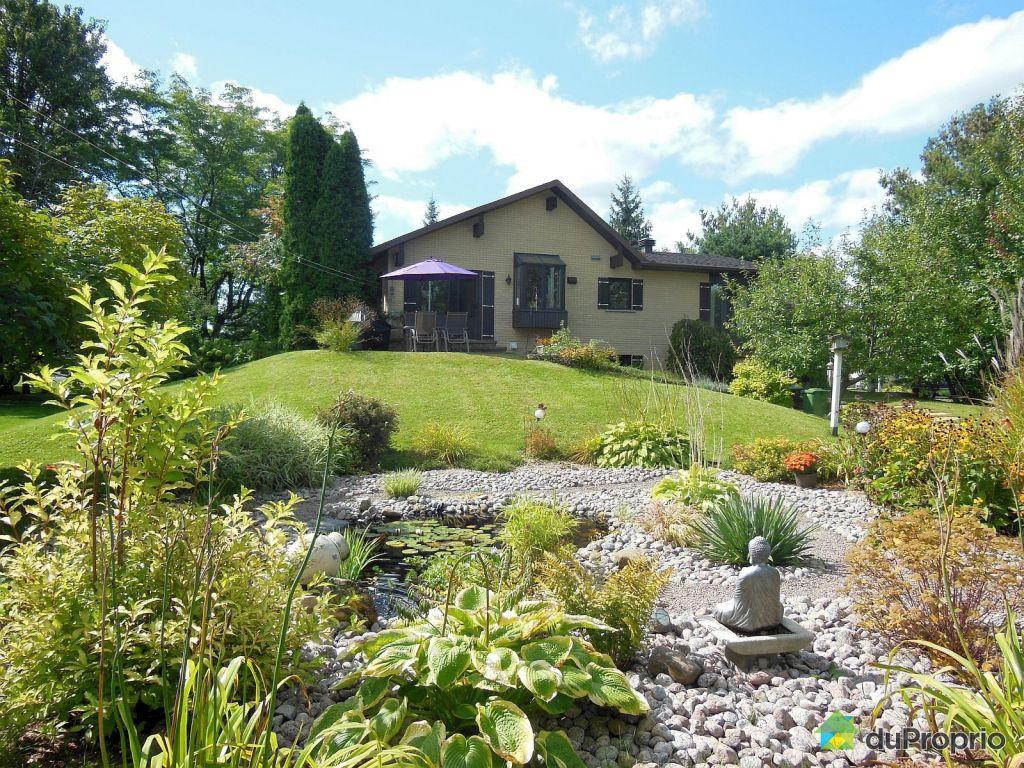 maison vendu mont st gregoire immobilier qu 233 bec duproprio 578012