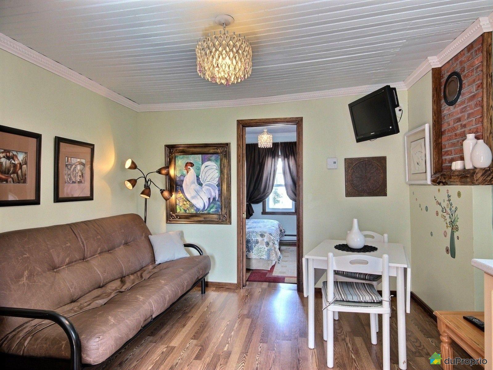Maison vendre deschambault 283 chemin du roy - Amortissement appartement meuble ...