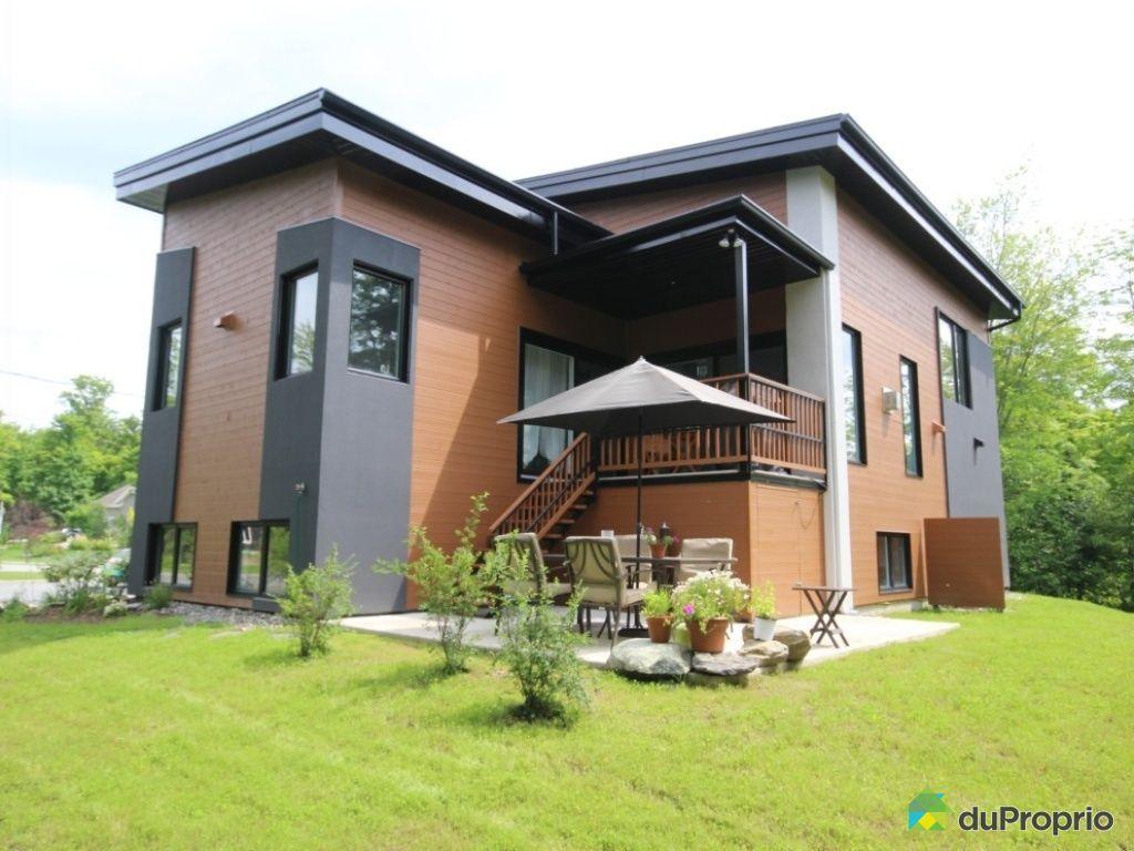 Maison vendu orford immobilier qu bec duproprio 442847 for Maison moderne orford