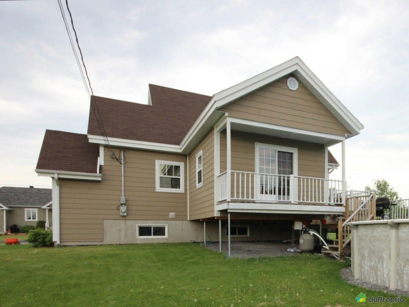 Maison vendu batiscan immobilier qu bec duproprio 522943 - Vendre sa maison a un promoteur ...