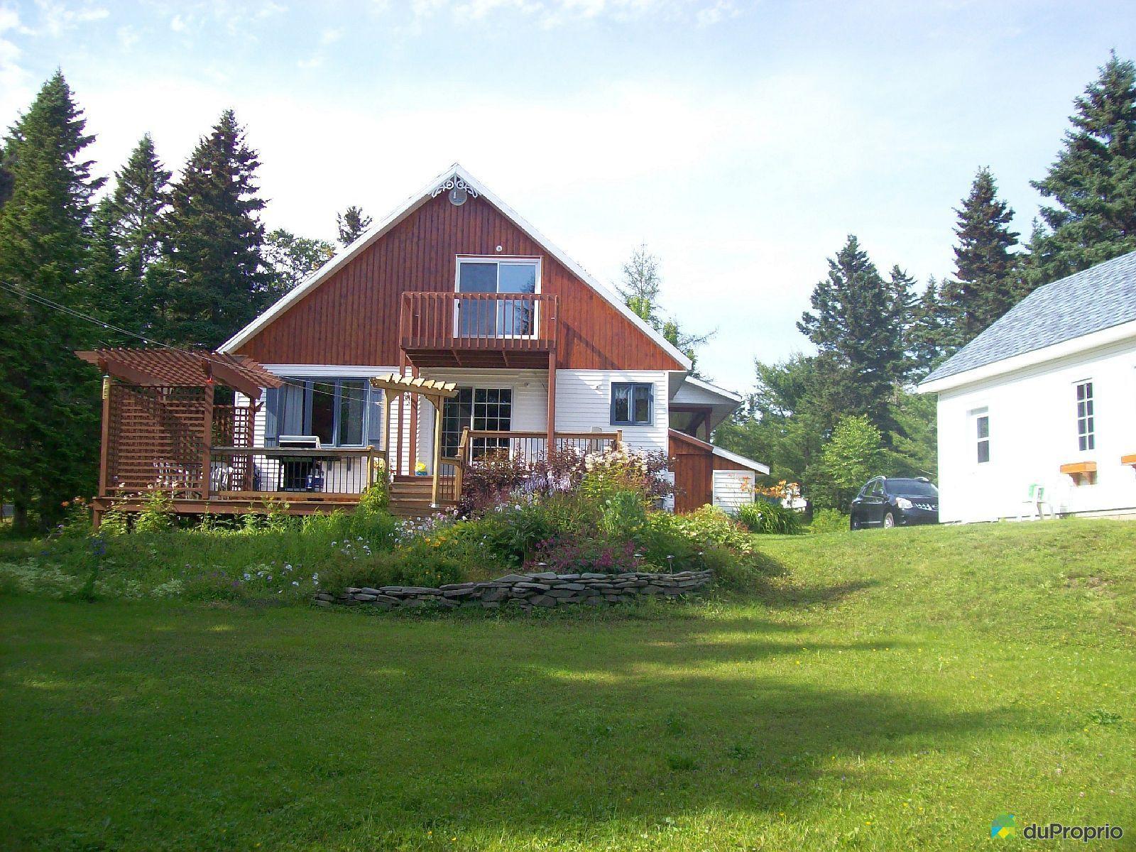 Maison vendu gasp immobilier qu bec duproprio 622652 - Vendre sa maison a un promoteur ...