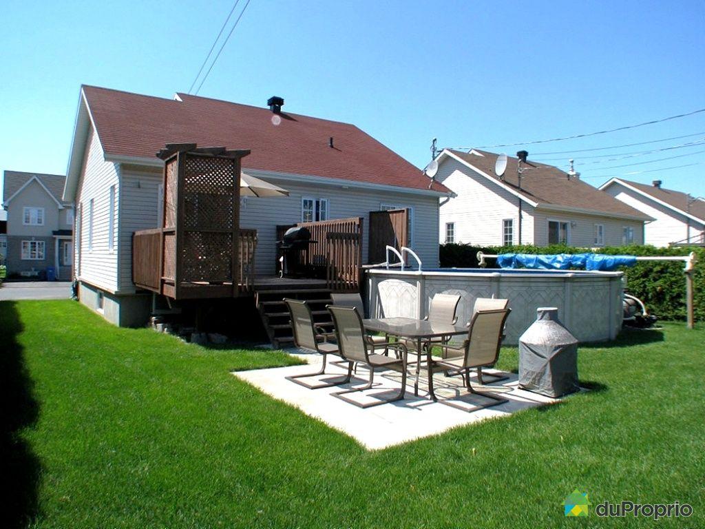 maison vendu chambly immobilier qu bec duproprio 258031. Black Bedroom Furniture Sets. Home Design Ideas