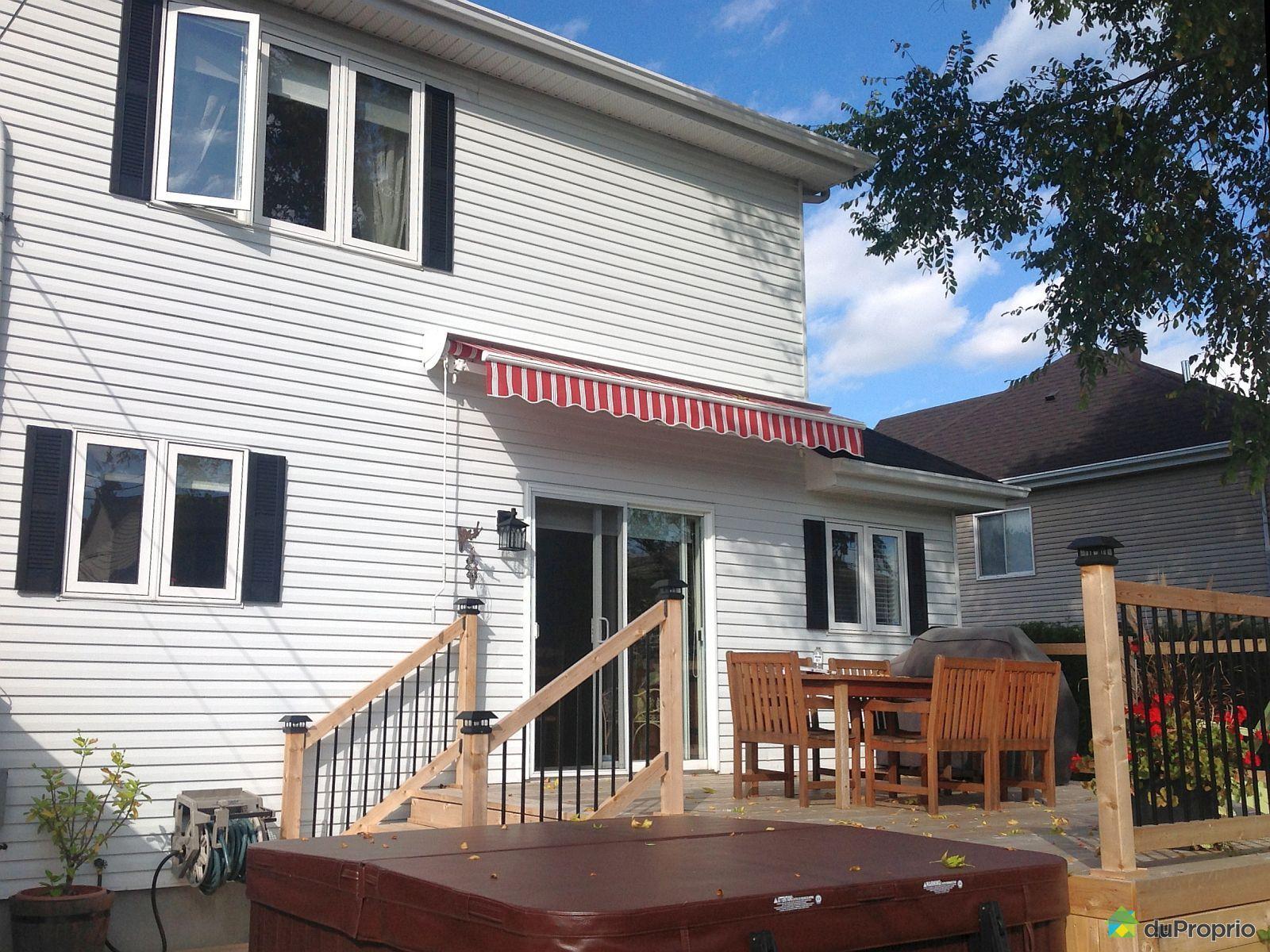Maison vendu montr al immobilier qu bec duproprio 568791 for Alarme maison montreal