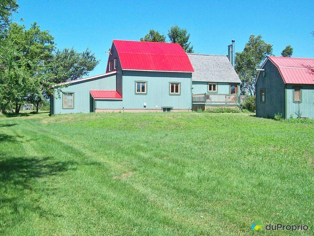 Maison vendu montmagny immobilier qu bec duproprio 417463 for Achat maison montmagny