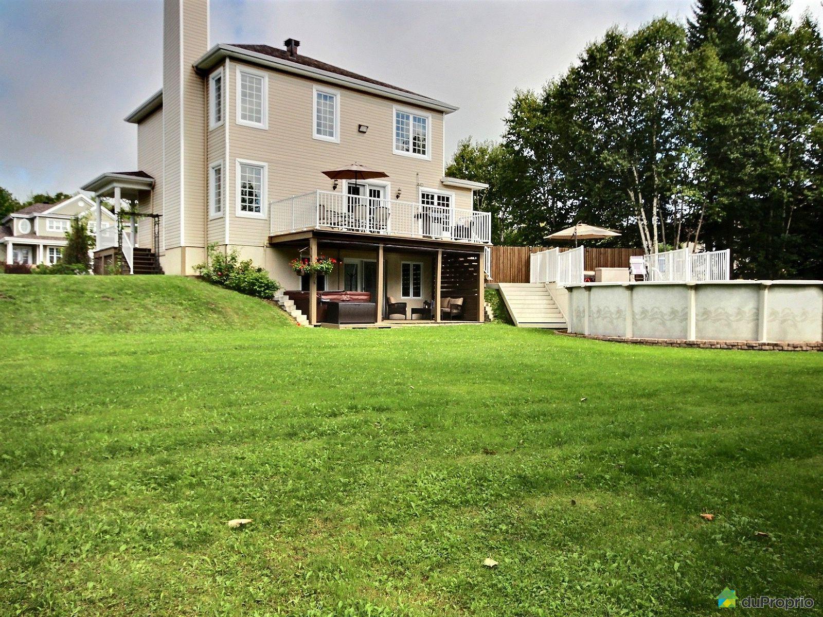 Maison vendre rimouski 97 rue de la pin de immobilier for Auberge de la vieille maison rimouski qc