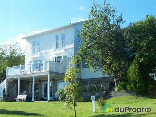 Maison vendu sept iles immobilier qu bec duproprio 121491 for Porte et fenetre vaillancourt sept iles