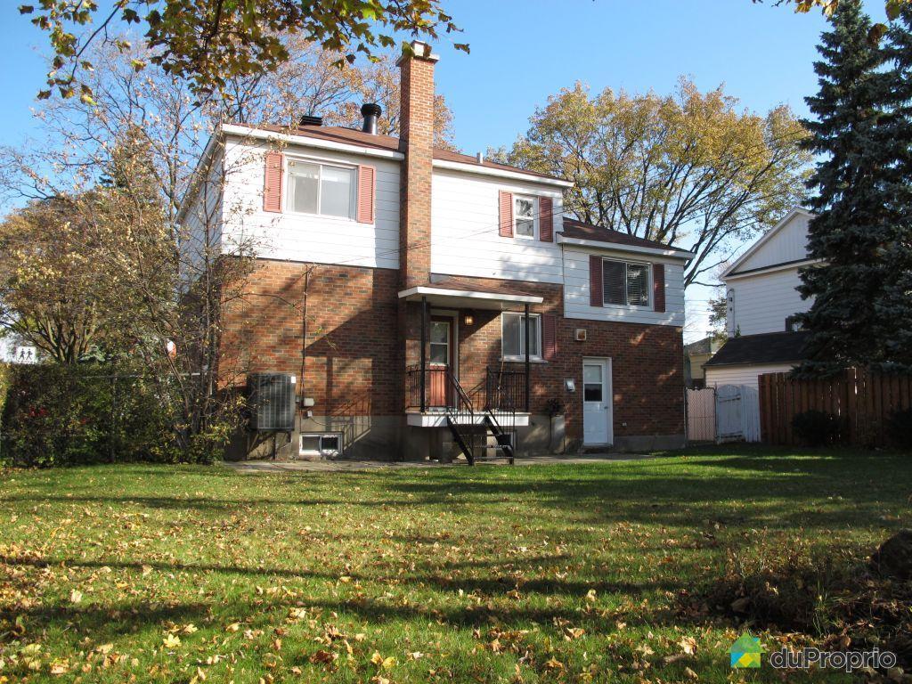 Maison vendu montr al immobilier qu bec duproprio 472326 for Alarme maison montreal