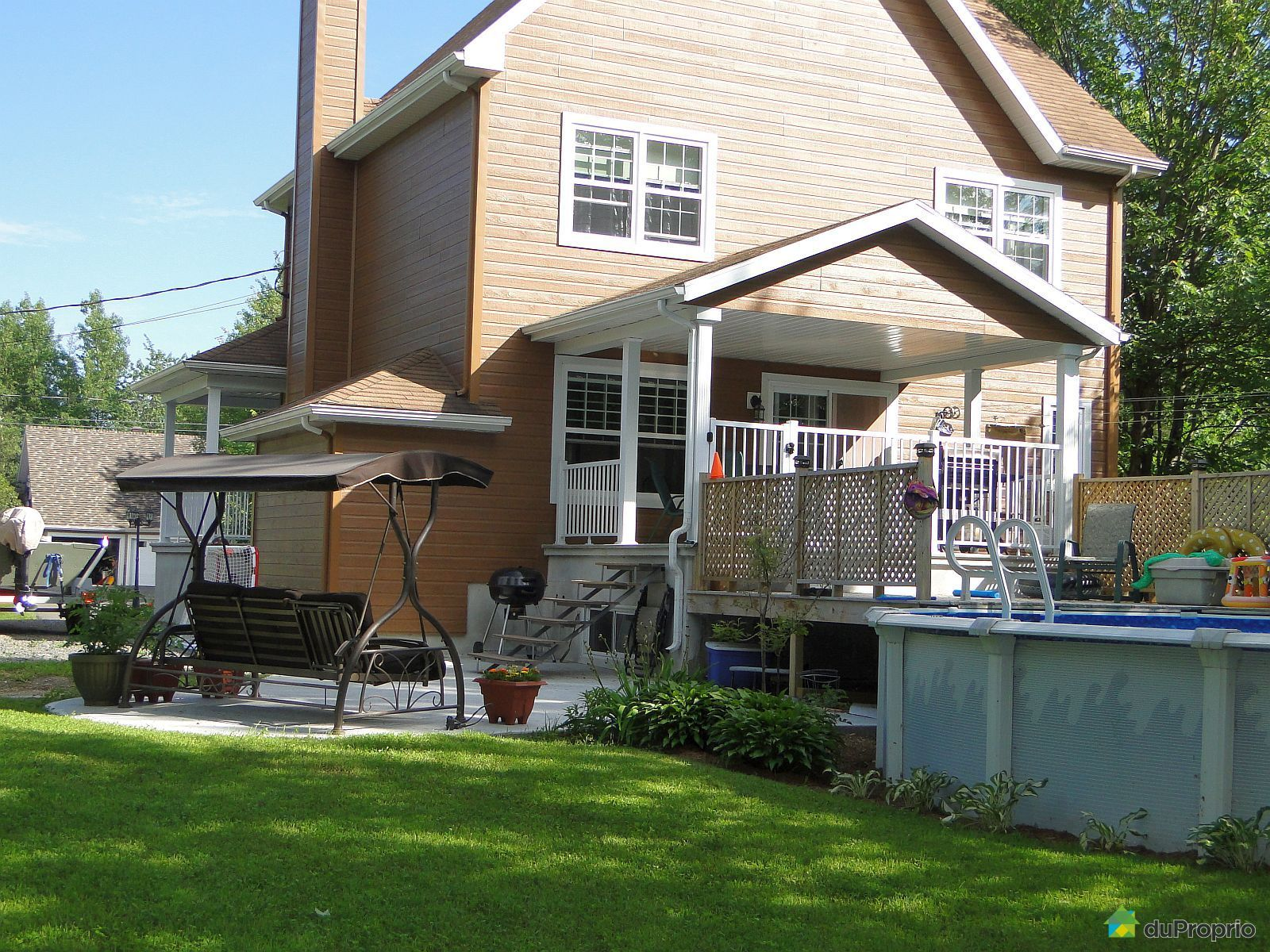 Maison vendre trois rivi res 35 rue dominique for Construction maison neuve trois rivieres