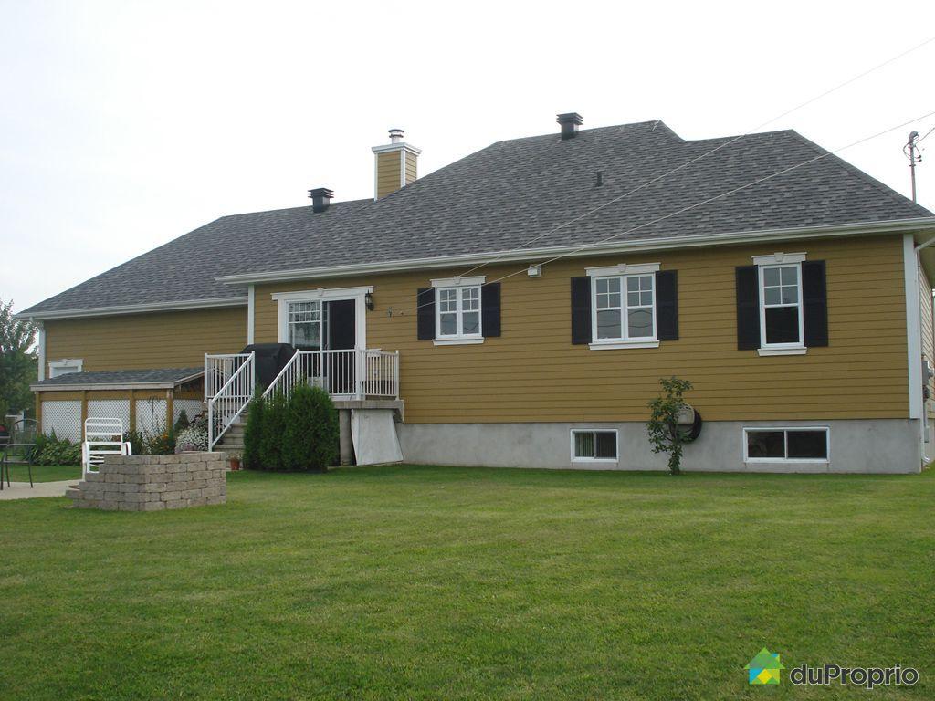 Maison vendu trois rivi res immobilier qu bec duproprio for Construction maison neuve trois rivieres