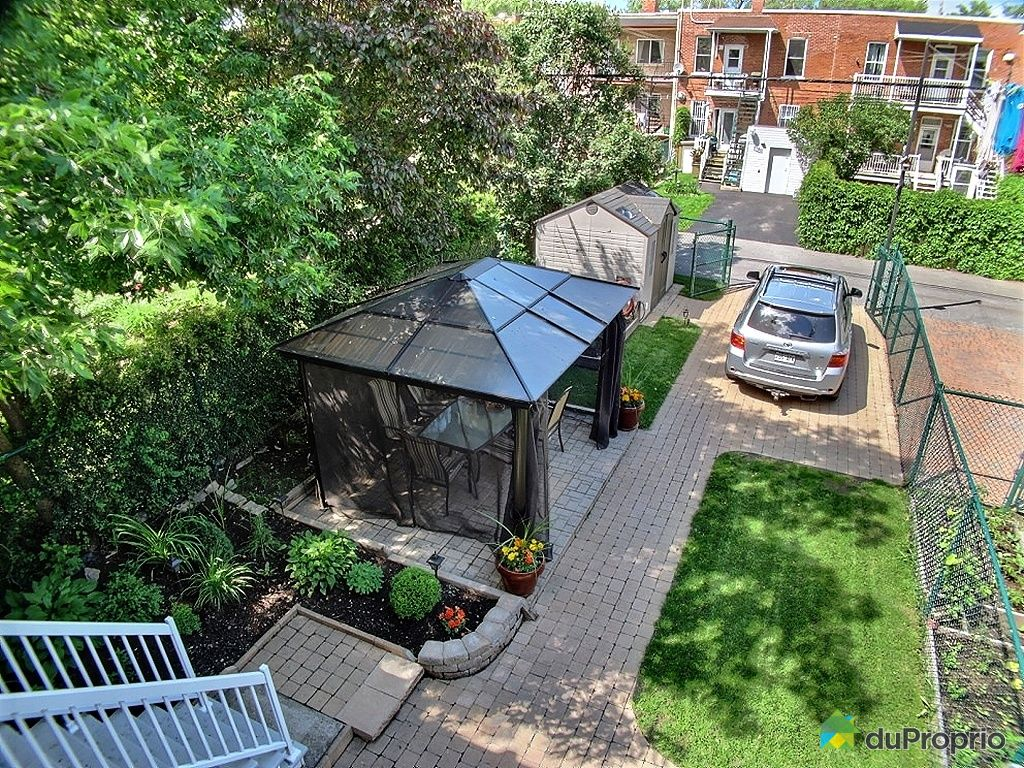 Maison vendu montr al immobilier qu bec duproprio 434766 for Acheter maison montreal quebec