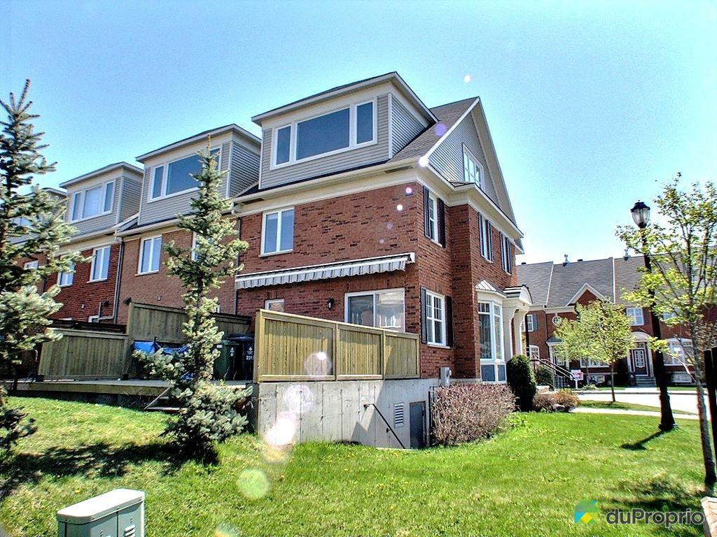 Maison vendu montr al immobilier qu bec duproprio 329836 for Acheter maison montreal canada