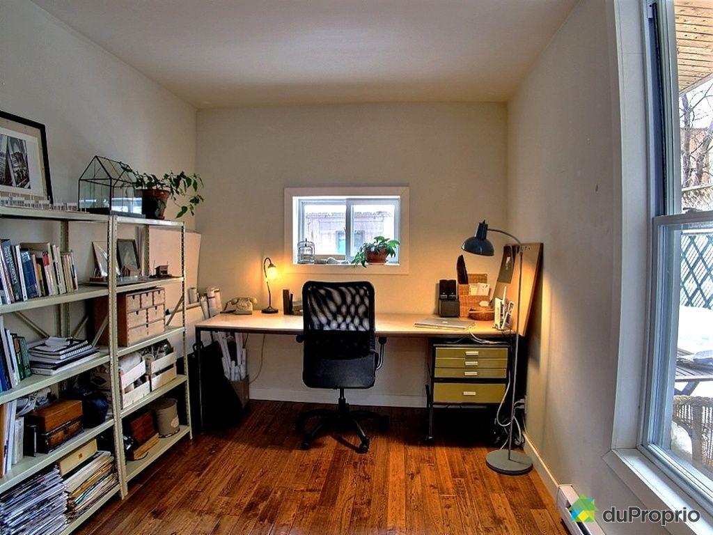 Duplex vendu montr al immobilier qu bec duproprio 389881 - Atelier a vendre montreal ...