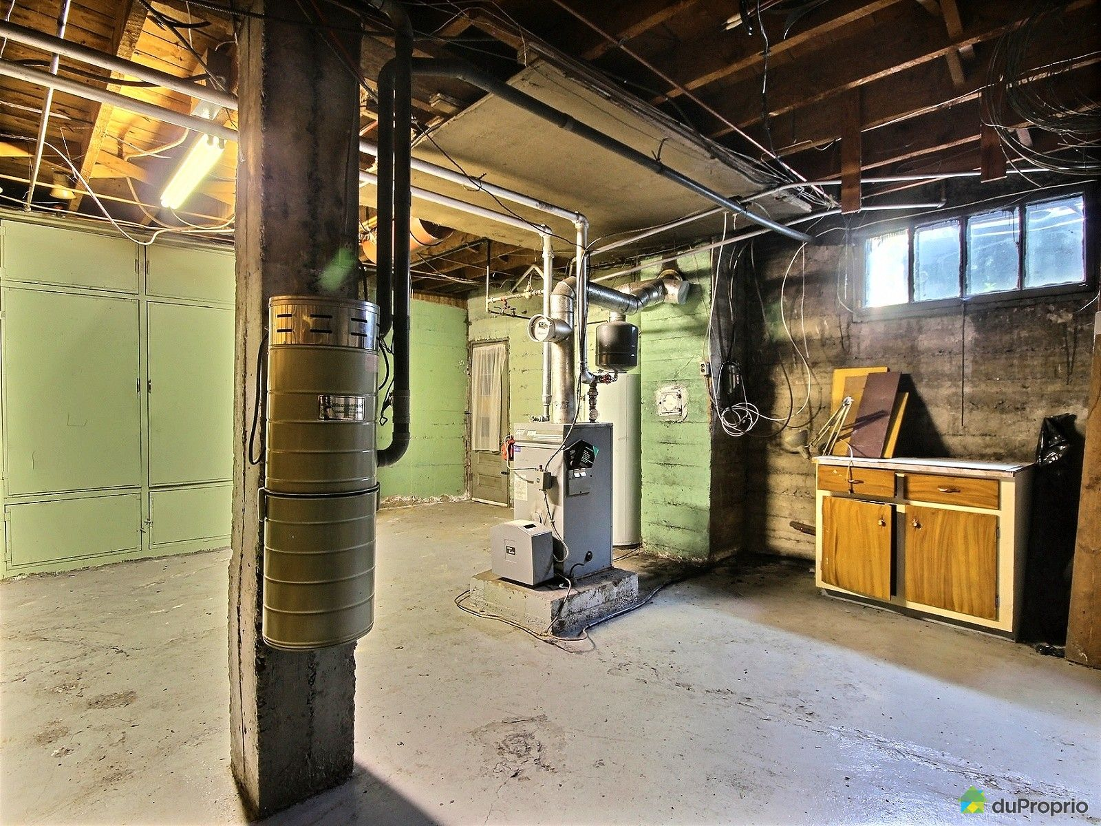 Duplex vendu montr al immobilier qu bec duproprio 524627 - Atelier a vendre montreal ...