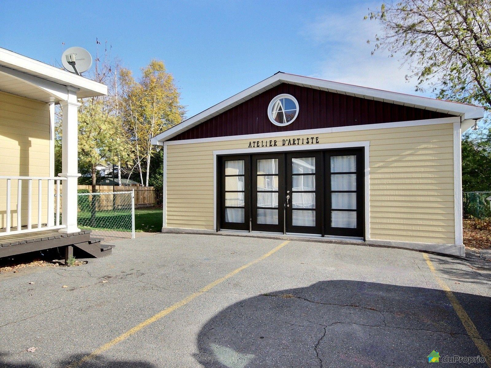 Duplex vendu ste julie immobilier qu bec duproprio 557796 - Atelier a vendre montreal ...