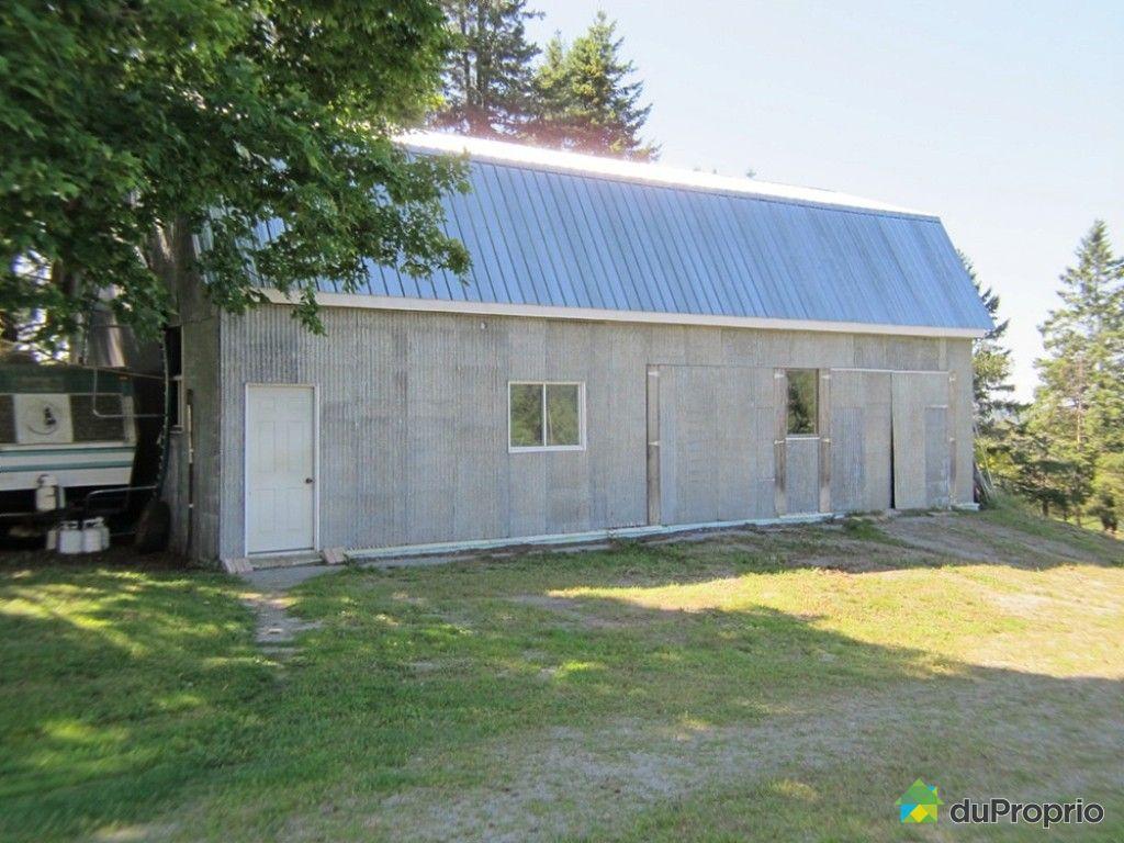 Fermette vendre marbleton 10 chemin jackson immobilier qu bec duproprio - Station de gaz a vendre ...