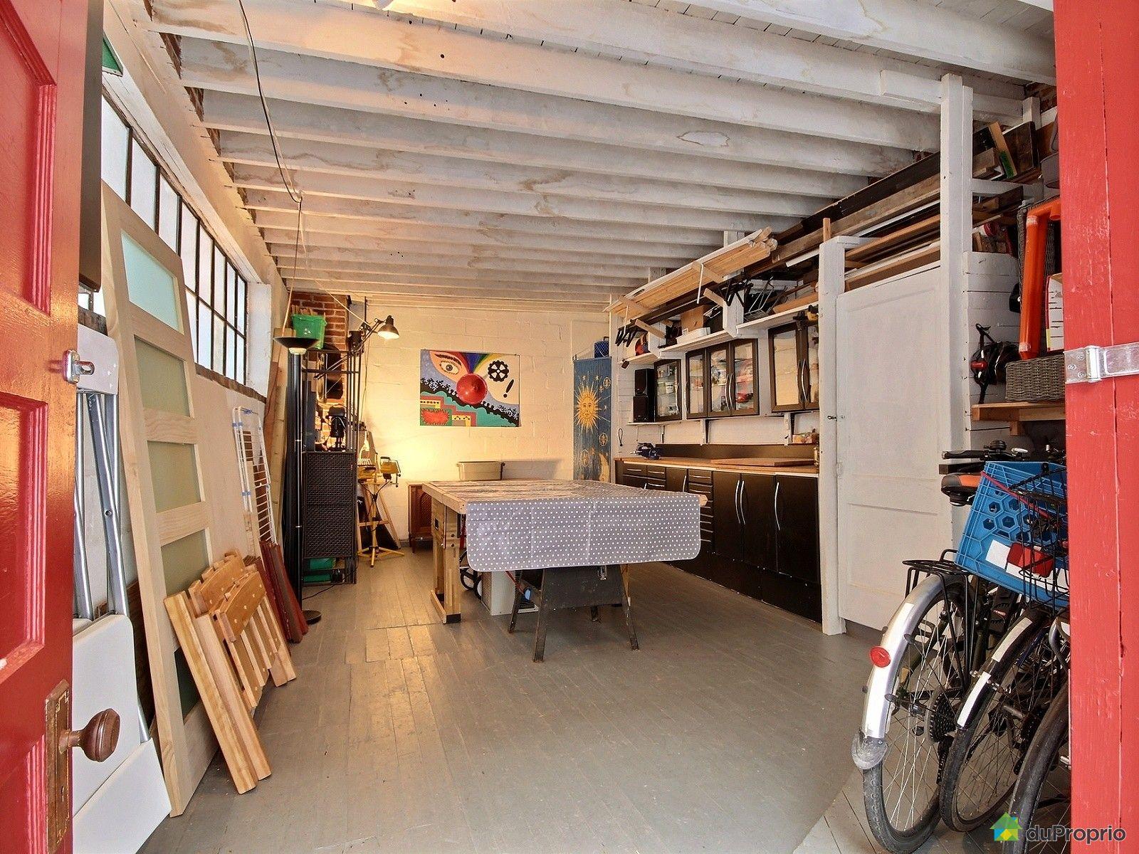 Maison vendu montr al immobilier qu bec duproprio 577181 - Atelier a vendre montreal ...