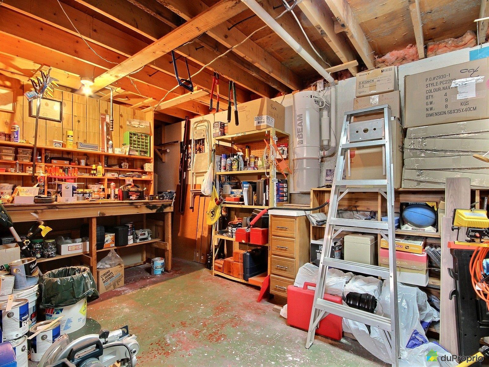 Maison vendu beloeil immobilier qu bec duproprio 490945 - Atelier a vendre montreal ...