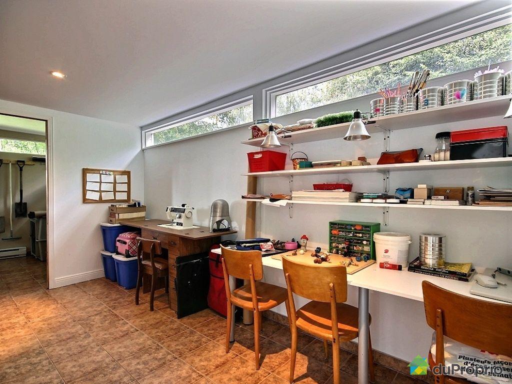 Maison vendu beloeil immobilier qu bec duproprio 449534 - Atelier a vendre montreal ...