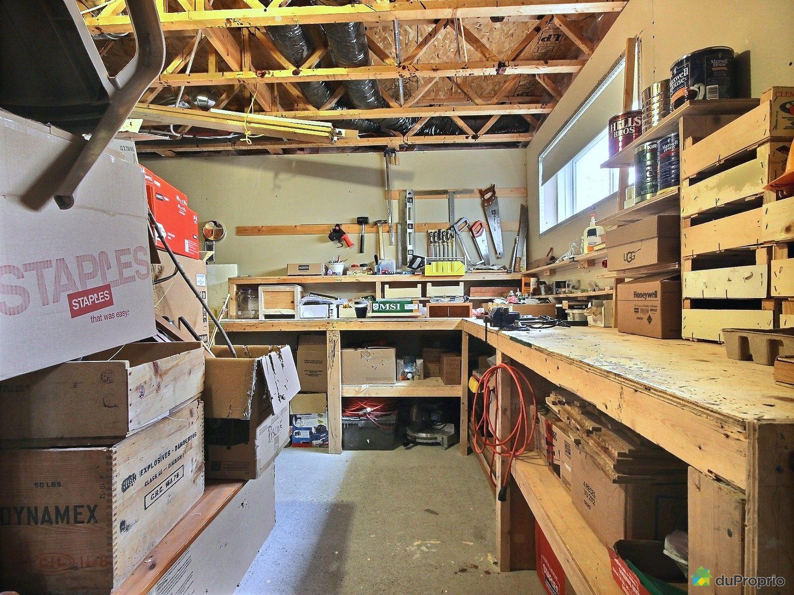 Maison vendu carignan immobilier qu bec duproprio 489426 - Atelier a vendre montreal ...