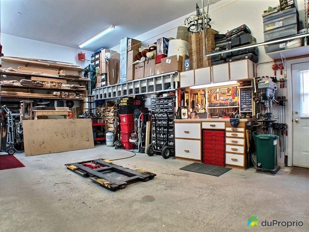 Maison vendre duvernay 3917 rue de l 39 adjudant immobilier qu bec dup - Atelier a vendre belgique ...