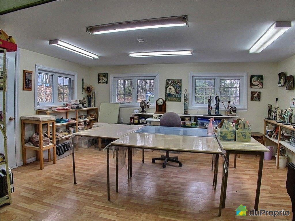 Maison vendre frelighsburg 47 chemin godbout immobilier qu bec dupropr - Atelier menuiserie a vendre ...