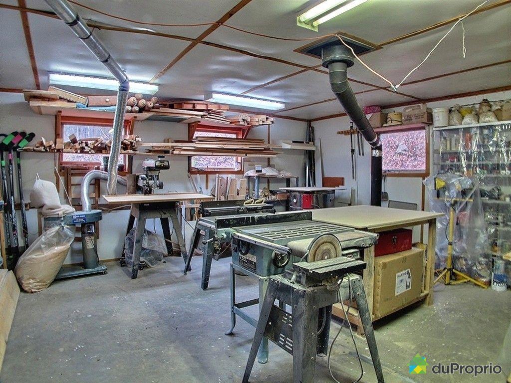 Maison vendre frelighsburg 47 chemin godbout immobilier qu bec dupropr - Atelier a vendre belgique ...