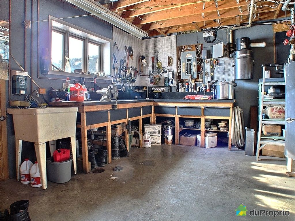 Maison vendre la guadeloupe 571 11e rue est immobilier qu bec duproprio - Atelier menuiserie a vendre ...