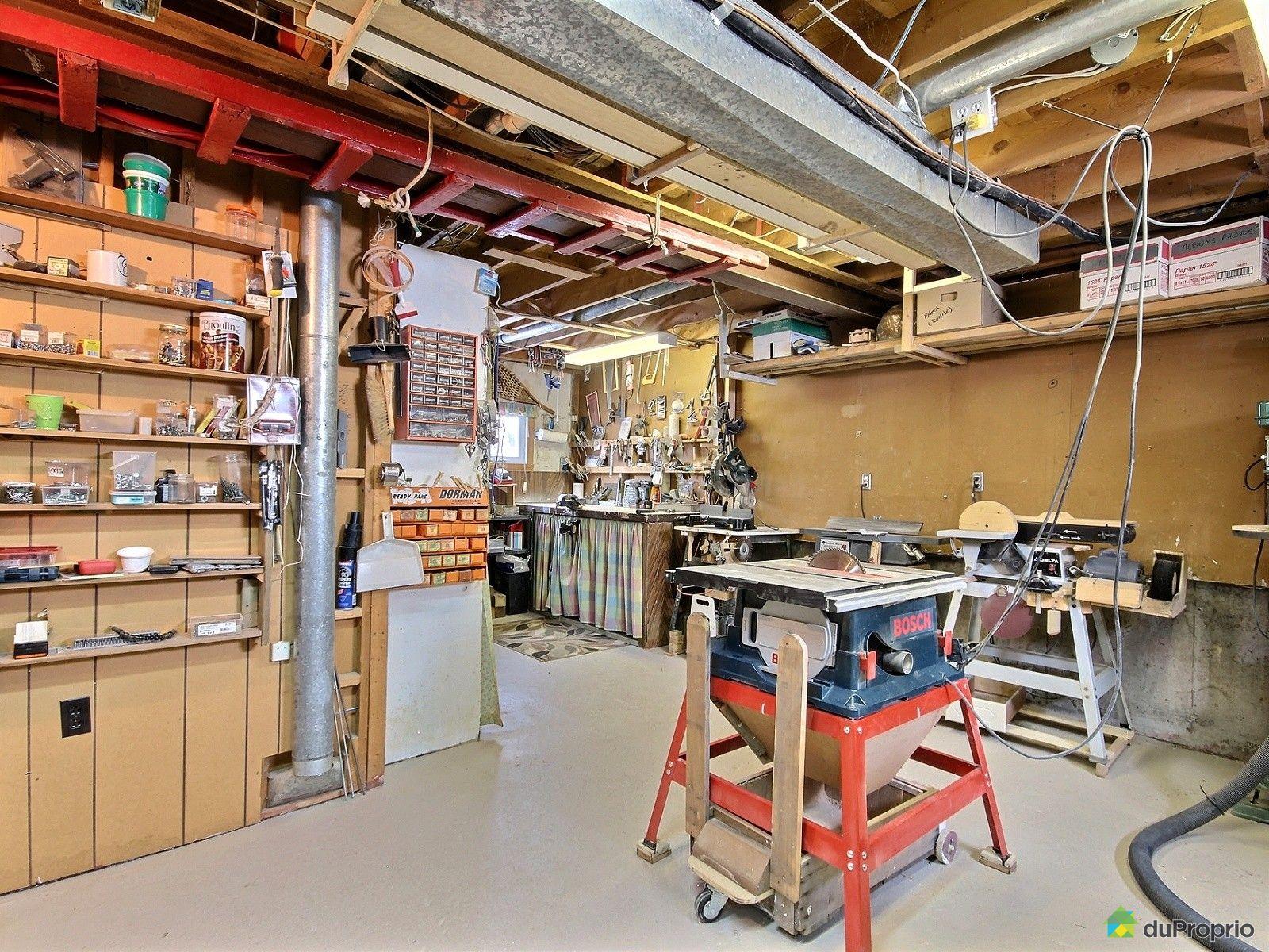 Maison vendu la prairie immobilier qu bec duproprio 566468 - Atelier a vendre montreal ...