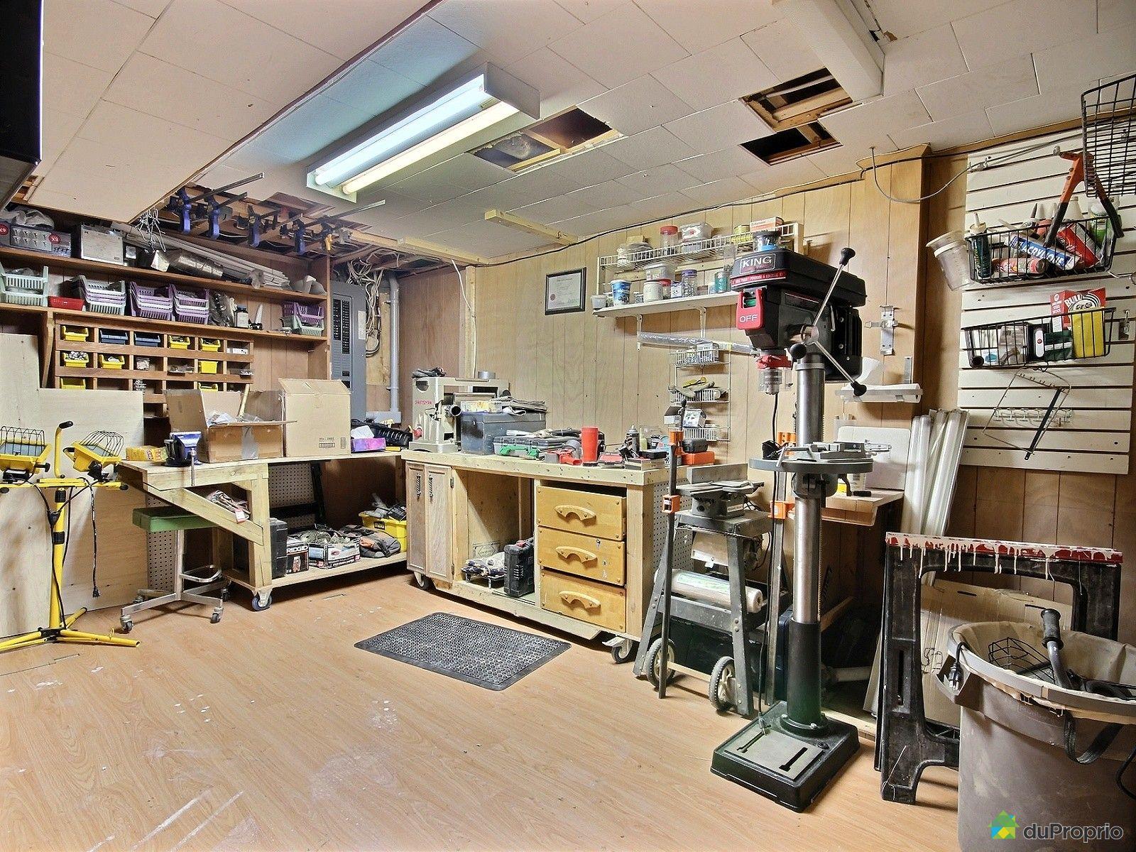 Maison vendu marieville immobilier qu bec duproprio 514945 - Atelier a vendre montreal ...