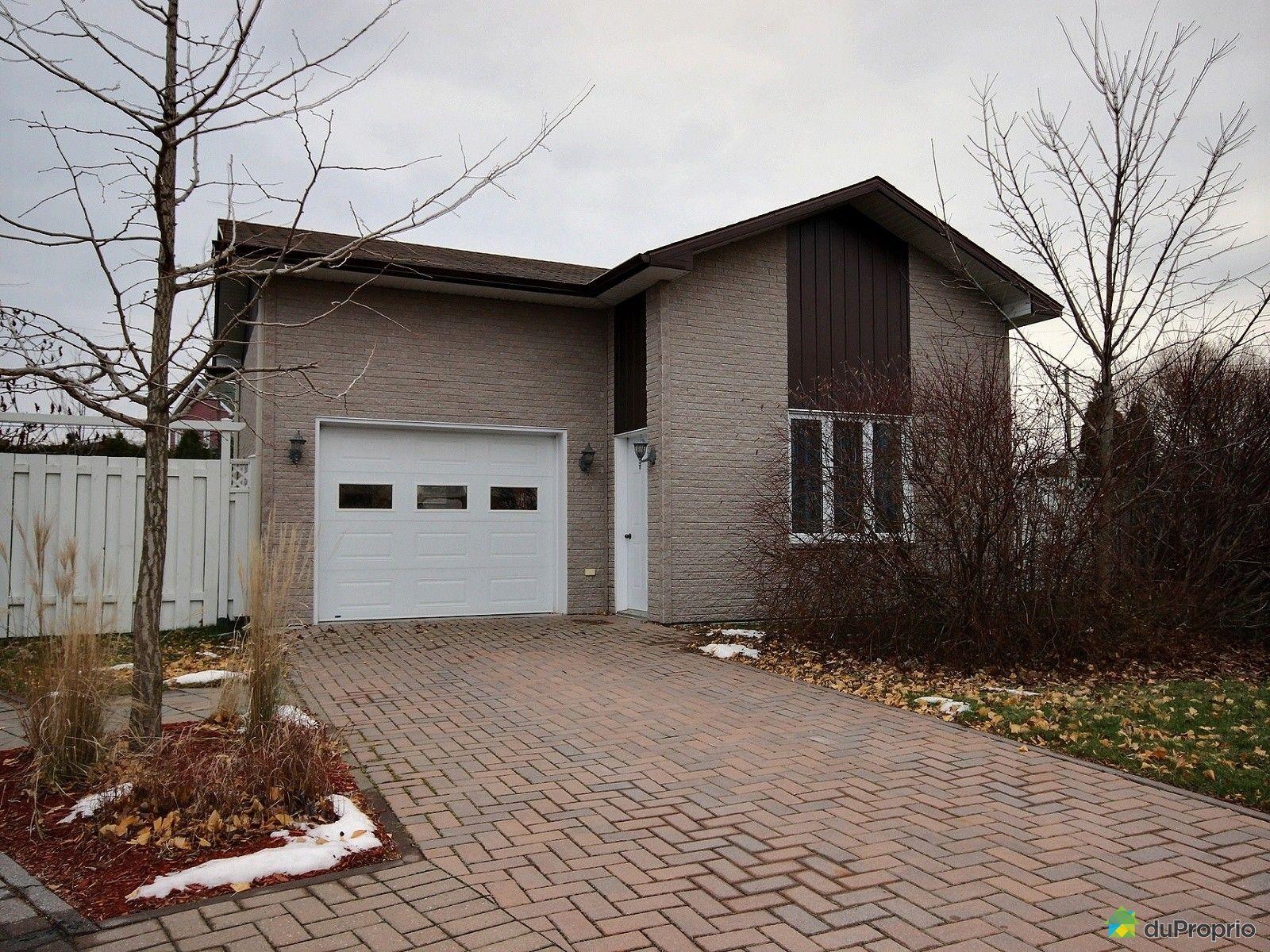 Maison vendu marieville immobilier qu bec duproprio 566908 - Atelier a vendre montreal ...
