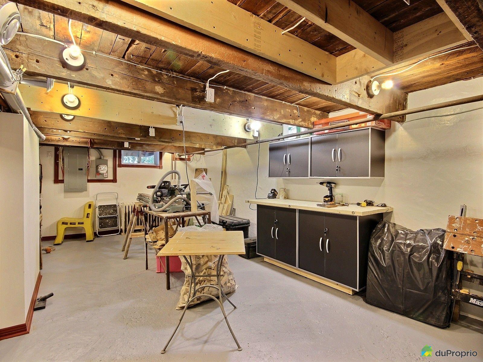 Maison vendu montr al immobilier qu bec duproprio 554404 - Atelier a vendre montreal ...
