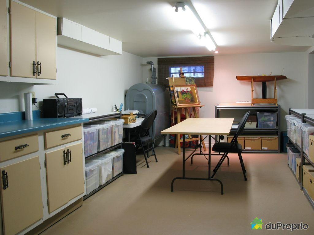 Maison vendu montr al immobilier qu bec duproprio 392341 - Atelier a vendre montreal ...