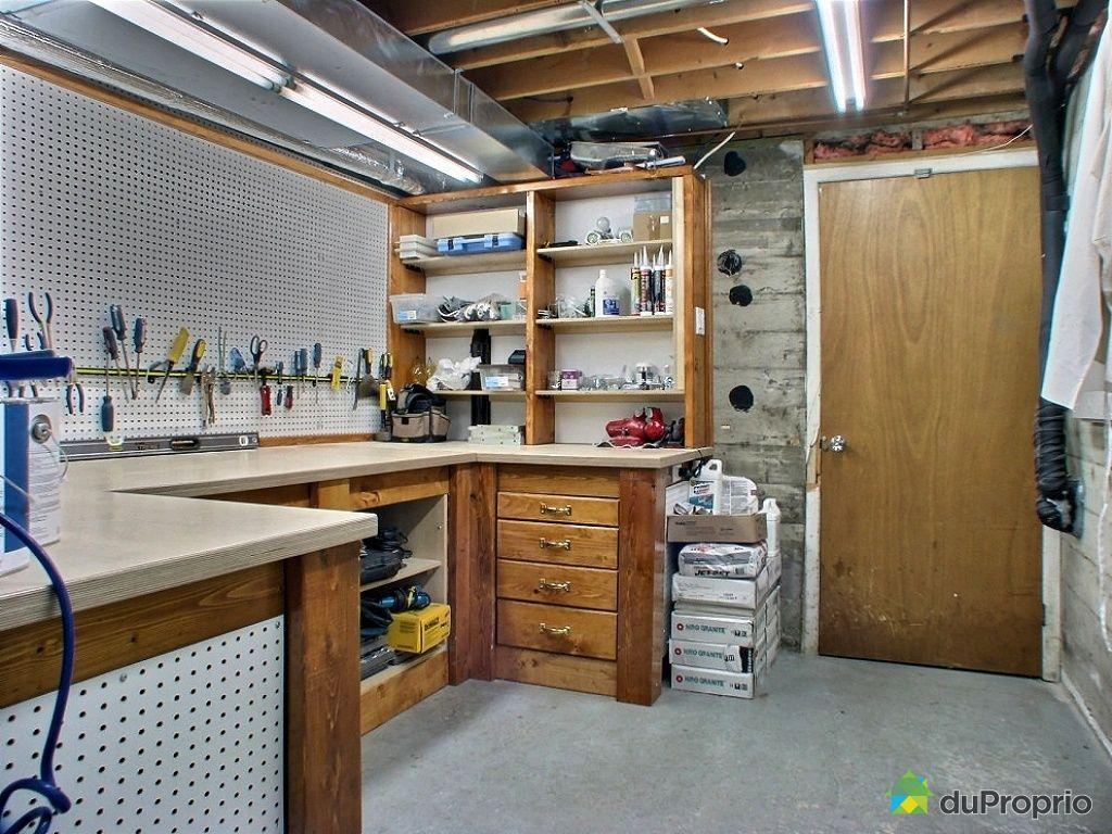 Maison vendu otterburn park immobilier qu bec duproprio 369101 - Atelier menuiserie a vendre ...