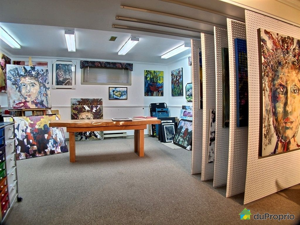 Maison vendu otterburn park immobilier qu bec duproprio 451569 - Atelier menuiserie a vendre ...
