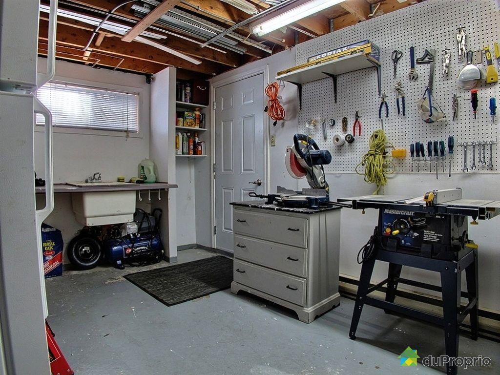 Maison vendu montr al immobilier qu bec duproprio 392032 - Atelier a vendre montreal ...