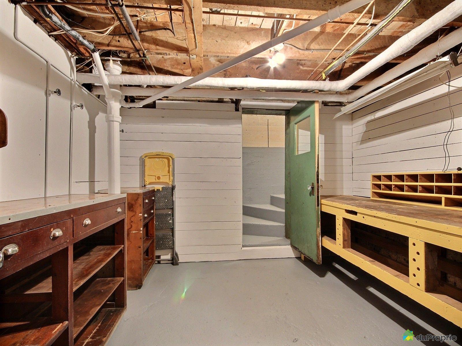 Maison vendre salaberry de valleyfield 67 rue wilfrid immobilier qu bec - Atelier menuiserie a vendre ...