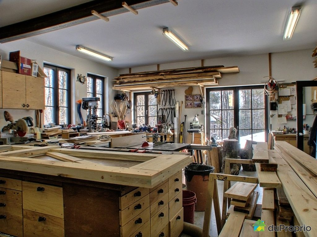 3 storey vendu shefford immobilier quebec duproprio 318660 - Atelier menuiserie a vendre ...