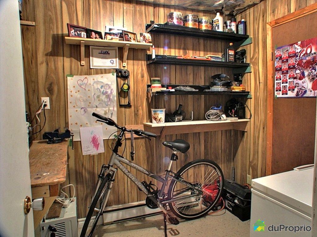 Maison vendu sorel tracy immobilier qu bec duproprio 214427 - Atelier a vendre montreal ...