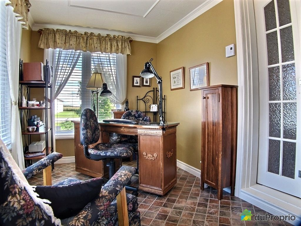 Maison vendu st barnabe sud immobilier qu bec duproprio 456224 - Atelier a vendre montreal ...